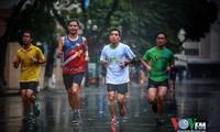 Hà Nội lần đầu tiên tổ chức giải marathon quốc tế