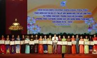 Tôn vinh 150 điển hình tiên tiến trong học tập và làm theo Chủ tịch Hồ Chí Minh