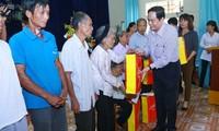 Chủ tịch Ủy ban Trung ương Mặt trận Tổ quốc Trần Thanh Mẫn thăm và làm việc tại tỉnh Phú Thọ