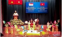 Thành phố Hồ Chí Minh tổ chức lễ kỷ niệm 45 năm thiết lập quan hệ ngoại giao Việt Nam – Singapore