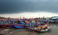 Bão Bebinca có khả năng đổ bộ vào khu vực từ Quảng Ninh đến Nam Định