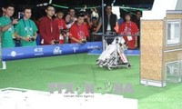 """Việt Nam tham dự giải Robot thế giới """"First Global Challenge"""""""