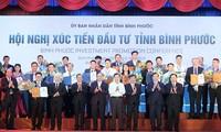 """Thủ tướng Nguyễn Xuân Phúc: Bình Phước cần phát huy tinh thần """"ta bên bạn và bạn bên mình"""" trong phát triển"""