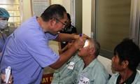 Quảng Ninh: Gần 140 bệnh nhân được phẫu thuật thay thủy tinh thể miễn phí