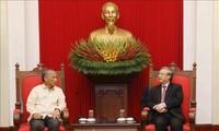 Việt Nam và Philippines kiên trì biện pháp hòa bình trong giải quyết các tranh chấp trên Biển Đông