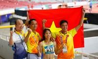 Điền kinh Việt Nam có huy chương vàng lịch sử tại ASIAD 2018