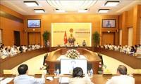 Phiên họp thứ 27 của Ủy ban Thường vụ Quốc hội sẽ diễn ra từ ngày 10 - 20/9