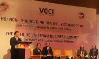Định hình tương lai quan hệ kinh tế Việt Nam - Hoa Kỳ 2018