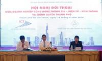 Thành phố Hồ Chí Minh tháo gỡ khó khăn cho doanh nghiệp