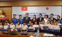 Nhật Bản hỗ trợ chương trình giáo dục thể chất hiện đại cho Việt Nam
