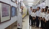 """Triển lãm """"Hoàng Sa, Trường Sa của Việt Nam – Những bằng chứng lịch sử và pháp lý"""""""