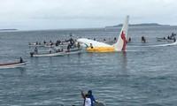 Bảo hộ công dân Việt Nam trong vụ máy bay trượt khỏi đường băng ở Micronesia