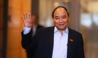 Thủ tướng Nguyễn Xuân Phúc dự Hội nghị cấp cao Mê Công-Nhật Bản