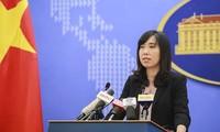 Việt Nam luôn tôn trọng quyền tự do hàng hải và hàng không ở Biển Đông phù hợp với UNCLOS 1982