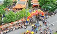 Ấn tượng lễ hội truyền thống Bà Rịa-Vũng Tàu