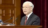 Bế mạc Hội nghị lần thứ 8, Ban Chấp hành Trung ương Đảng khóa XII