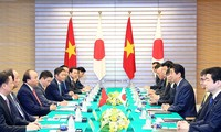 Việt Nam và Nhật Bản tiếp tục thúc đẩy quan hệ đối tác chiến lược sâu rộng