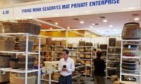 Khai mạc hội chợ hàng thủ công mỹ nghệ Hà Nội