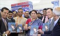 Doanh nghiệp Việt Nam tham dự Hội chợ Quốc tế Lụa Ấn Độ lần thứ 6