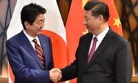 Dấu mốc mới trong quan hệ Trung - Nhật