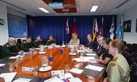 Đoàn đại biểu Quân sự cấp cao Quân đội nhân dân Việt Nam thăm chính thức Australia và New Zealand
