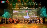 Khai mạc Ngày hội văn hóa, thể thao và du lịch các tỉnh vùng Đông Bắc lần thứ X