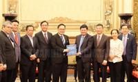 Thành phố Hồ Chí Minh và Malaysia tăng cường thúc đẩy hợp tác thương mại