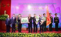 Phó Thủ tướng Thường trực Trương Hoà Bình trao tặng Huân chương Lao động hạng Nhất cho huyện Chương Mỹ-Hà Nội