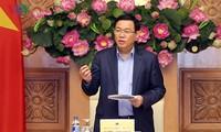 Phó Thủ tướng Vương Đình Huệ: Năm 2019, tiếp tục duy trì đà tăng trưởng kinh tế