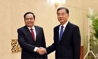 Tăng cường hợp tác giữa MTTQ Việt Nam và Chính Hiệp Trung Quốc