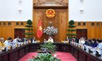 Thủ tướng Nguyễn Xuân Phúc chủ trì họp về công tác tổ chức Đại lễ Vesak 2019