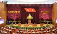 Ngày làm việc thứ nhất Hội nghị lần thứ chín Ban Chấp hành Trung ương Đảng khoá XII