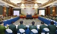 Đẩy mạnh hợp tác phòng chống ma túy trên tuyến biên giới Việt Nam – Lào