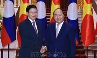 Thủ tướng Chính phủ Lào sẽ dự và đồng chủ trì Kỳ họp lần thứ 41 Ủy ban Liên Chính phủ Việt Nam – Lào