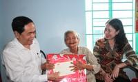 Tăng cường các hoạt động chăm lo Tết cho người nghèo, dân tộc thiểu số