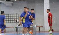 Đội tuyển futsal Việt Nam chuẩn bị tập huấn ở Tây Ban Nha