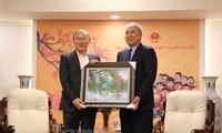 Giao lưu với Huấn luyện viên Park Hang-seo cùng 4 tuyển thủ tại Đại sứ quán Việt Nam tại Hàn Quốc