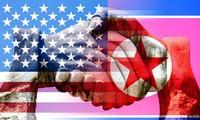 Mỹ - Triều trước hội nghị thượng đỉnh lần 2