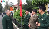 Hà Giang: Tọa đàm kỷ niệm 40 năm cuộc chiến đấu bảo vệ biên giới phía Bắc