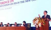Hoàn thiện thể chế chính sách đầu tư nước ngoài trong bối cảnh mới