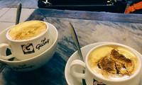 Cà phê và trứng - sự kết hợp tuyệt vời