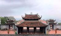 Nét kiến trúc độc đáo và thiên nhiên kỳ thú ở danh thắng Đền Cao An Phụ