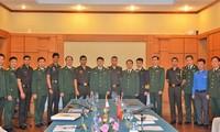 Tăng cường giao lưu, trao đổi giữa sĩ quan trẻ Việt Nam - Ấn Độ