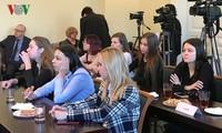 """Mở màn năm chéo Việt Nam tại LB Nga: Diễn đàn """"Giảng dạy tiếng Việt và Việt Nam học"""" tại Moscow"""