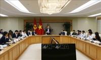 Phó Thủ tướng Vương Đình Huệ chủ trì hội nghị Tổng điều tra dân số năm 2019