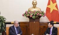 Thúc đẩy quan hệ kinh tế, thương mại giữa Việt Nam và Bỉ