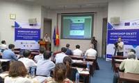 EU trợ giúp chuyển giao công nghệ và tri thức cho Việt Nam