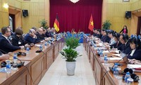 Việt Nam coi trọng mối quan hệ đối tác chiến lược với Đức