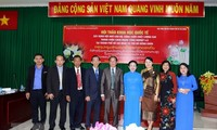 Thành phố Hồ Chí Minh và Thủ đô Vientiane phối hợp xây dựng đội ngũ cán bộ, công chức chất lượng cao