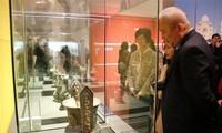 Triển lãm cổ vật Việt Nam tại Bảo tàng Quốc gia Hàn Quốc